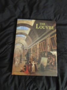 Hardcover Book:  The Louvre by Bonfante