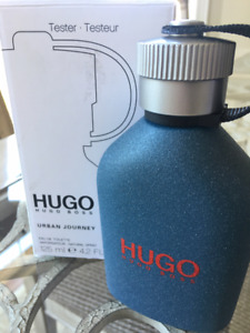 HUGO BOSS Urban Journey 125 ml EDT Boxed Tester Eau de Toilette