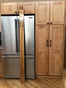 Artis Sprint Classic Wooden Cross-country Skis