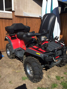 2004 Bombardier Traxter Max XT 500 HO - 4 Wheel Drive For Sale