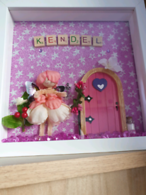 Personalised hand made Box frames. All lovingly handmade to order.