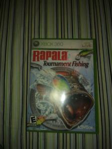 Jeux de pêche sur Xbox 360 à vendre