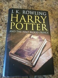 Harry Potter and the Half-Blood Prince **Hardcover**