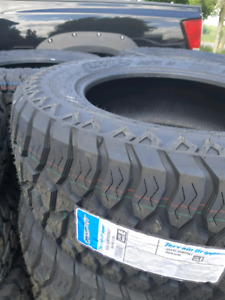 NEW LT35X12.5R20 AMP GRIPPER TIRES