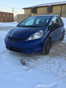 2009 Honda Fit LX Safetied! Winter Tires!