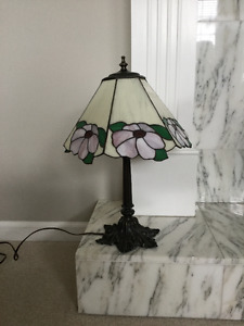 Stain Glass Lamp for Sale