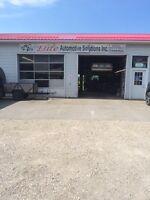 Automotive Garage For Rent Elora