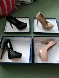 High heels never been worn size 37