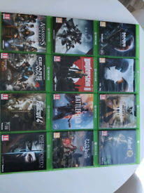 Xbox One Games Bundle!