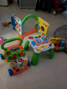 4 interactive baby toys
