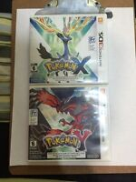 pokemon X , pokemon Y