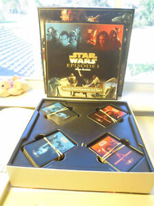 1999 Star Wars Episode I-Customizable Card Game London Ontario image 2