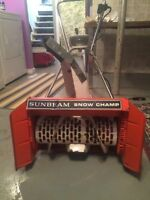 Snowblower parts only