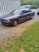 FLORIDA CAR!! 1996 BMW 7-Series V12 Sedan