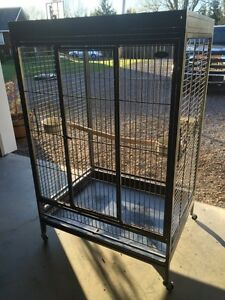 Larger Parrot Cage