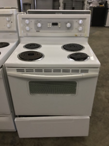 "Kenmore 30"" Coil Top Stove"