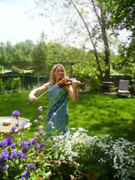 VIOLIN PERFORMANCE FOR YOUR SPECIAL DAY