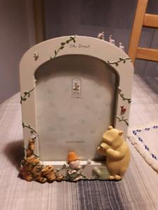 Winnie the pooh pic frame