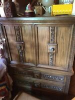 Price drop! Need gone By weekend! Wood furniture