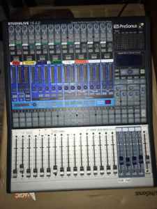 Presonus StudioLive 16.4.2 Digital Mixing Board