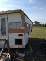 Free scrap camper