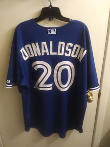 Donaldson Majestic Cool base jersey