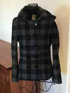 Groggy size Medium Wool Coat