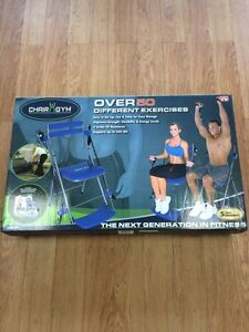 Work Out Chair Gym