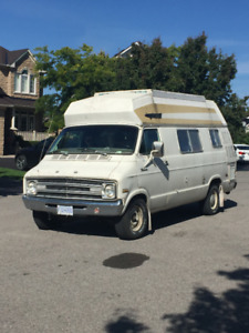 1974 Dodge Camper Van Conversion