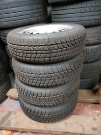 BMW Mini Winter Wheels and Tyres NEW