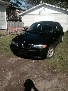 2003 BMW 325i  phone calls only!!!