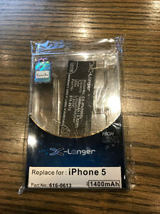 iPhone 5 Battery and Display