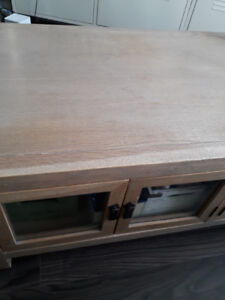 Urban Barn Coffee Table and Side Table