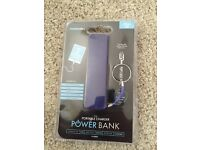 Brand new power bank portable charger.