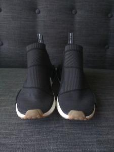 Black gum pack CS1 city socks size 11.5
