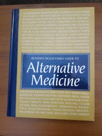 Alternative Medicine (readers digest edition)