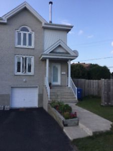 House for rent at Brossard sector M