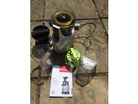 Kuvings silent juicer £40.00