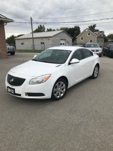2012 Buick Regal. Car is sold thank you
