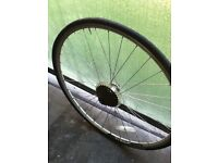 28 inch REAR WHEEL AND TYRE