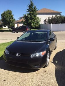 2008 Honda Civic coupe with only 76000km
