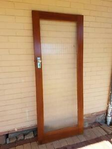 Single Glass Retro Door Perth Perth City Area Preview