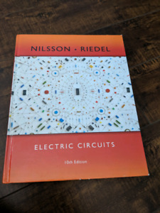 Electric Circuits. 10th Edition.