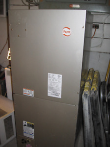 3 Ton AC furnace air handle 220 volts  , Payne brand new  R410a