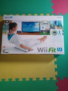 Wii fit U balabce board