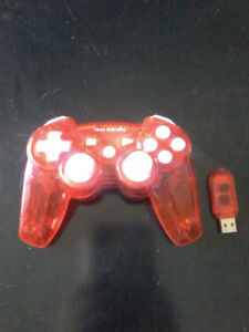 Red rock candy ps3 controller
