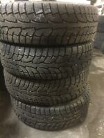 QUALITY USED TIRES . AUTO & EXHAUST REPAIR
