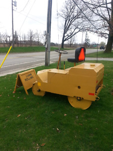 Its NOT too late to have your lawn rolled with my roller,