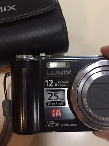 Panasonic Lumix DMC ZS1 Digital Camera