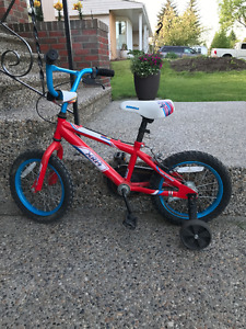 Nice 3 year's old boy's bike for sale
